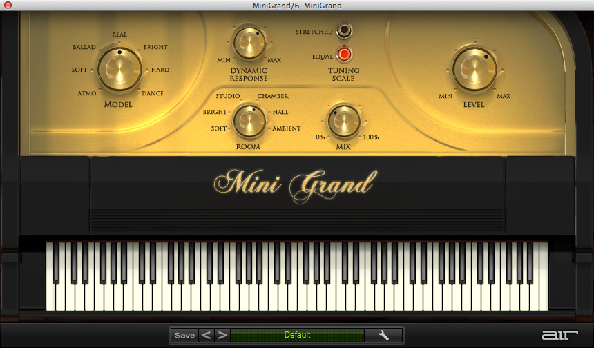 Kvr Mini Grand By Air Music Technology Grand Piano Vst