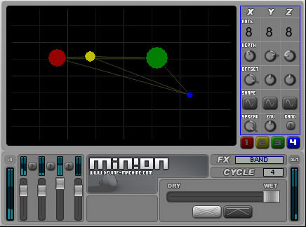 KVR: Minion by Devine Machine Software - Filter VST Plugin
