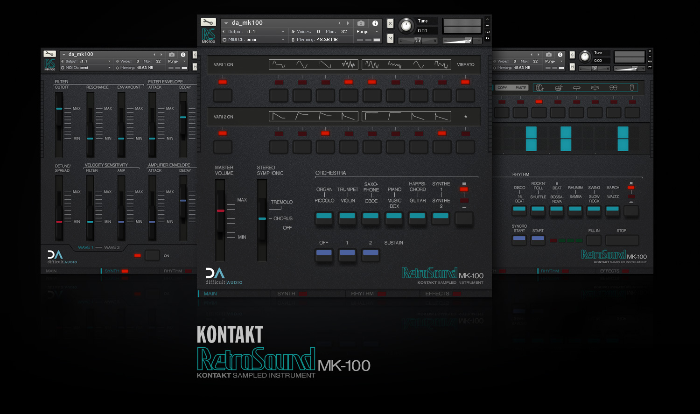 RetroSound MK100