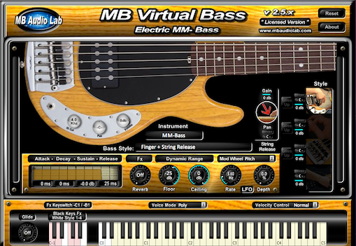 kvr mb virtual bass electric by mb audio lab bass vst plugin audio units plugin and vst 3 plugin. Black Bedroom Furniture Sets. Home Design Ideas