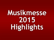 Frankfurt Musikmesse Highlights
