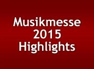 Frankfurt Musikmesse Highlights