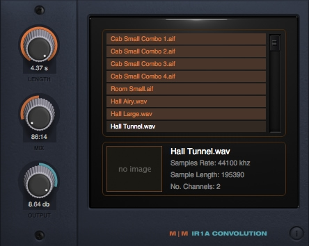 KVR: Mellowmuse releases 5 New VST Effects for Mac (CP1A, EQ1A, IR1A