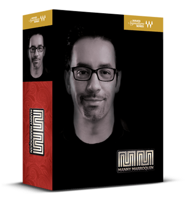 KVR: Manny Marroquin Signature Series by Waves - Effect Pack VST