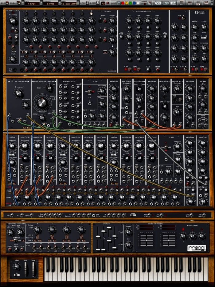 KVR: Modular V by Arturia - Synth (Modular) VST Plugin, Audio Units