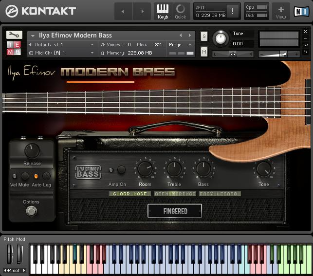 Modern Bass