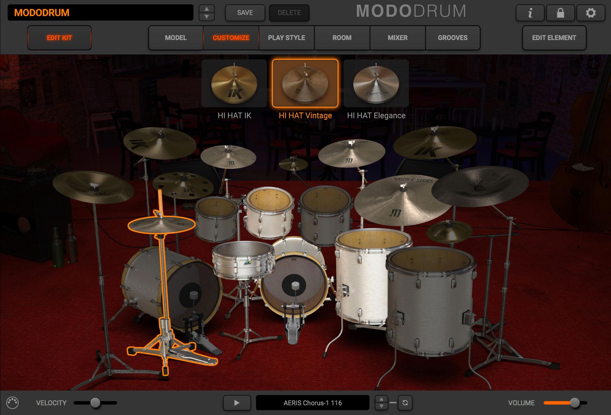 KVR: Buy IK Multimedia MODO Drum at the KVR Marketplace
