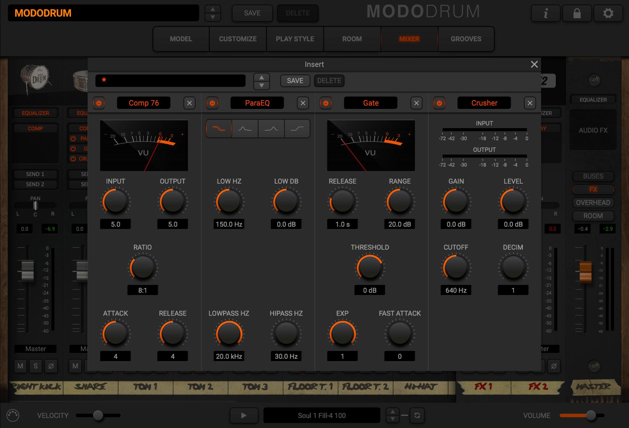 KVR: MODO Drum by IK Multimedia - Drum Collection VST Plugin, Audio