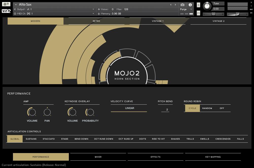 MOJO 2: Horn Section
