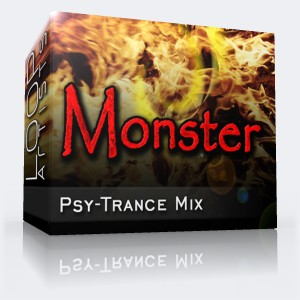 Monster - Psy Trance Loops Mix Pack