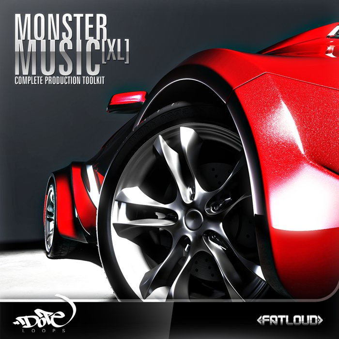 Monster Music XL