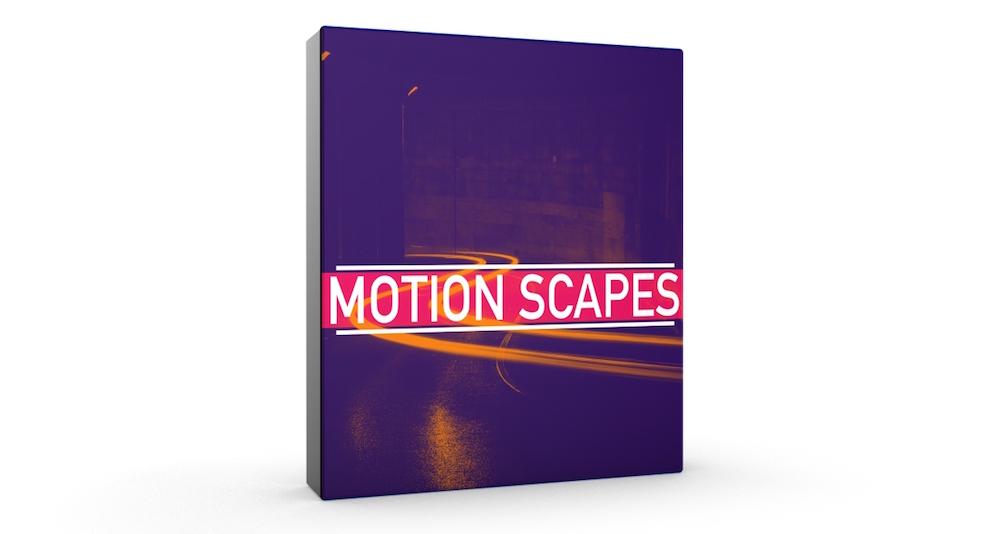 Motion Scapes for Kontakt & WAV