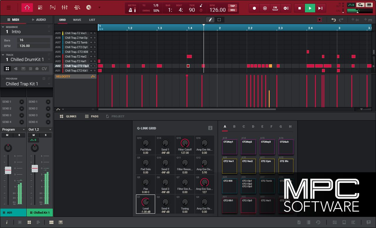 MPC SOFTWARE 2x