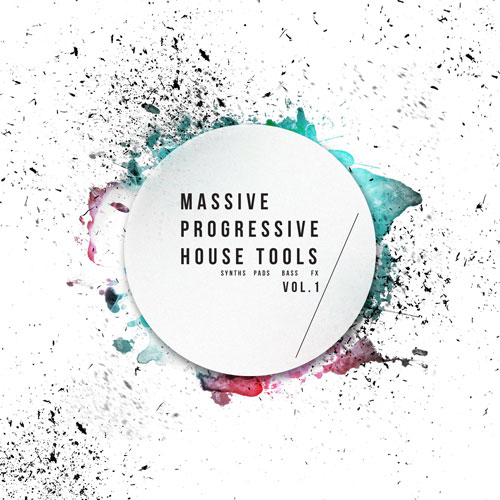 MASSIVE PROGRESSIVE HOUSE - VOL 1
