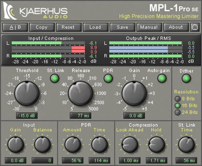 Animasi Bergerak Bob Marley Kjaerhus Audio MPL-1 Pro SE