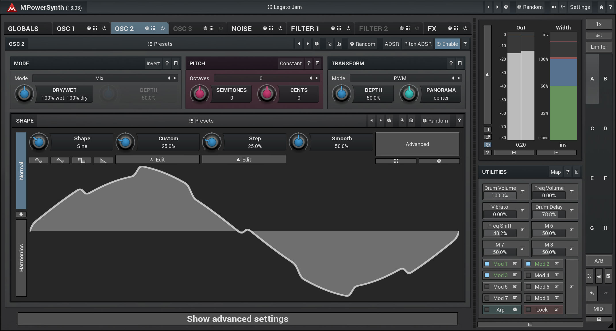 KVR: Buy MeldaProduction MPowerSynth at the KVR Marketplace
