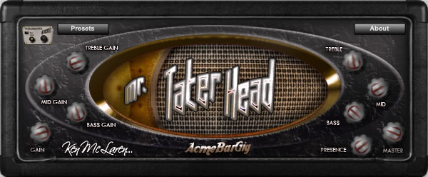 Mr. Tater Head