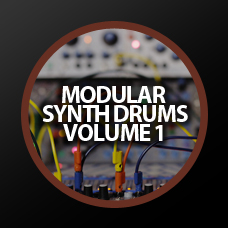 Modular Synth Drums Volume 1