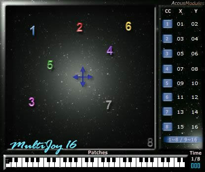 MultiJoy 16