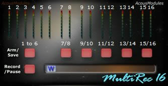 MultiRec 16