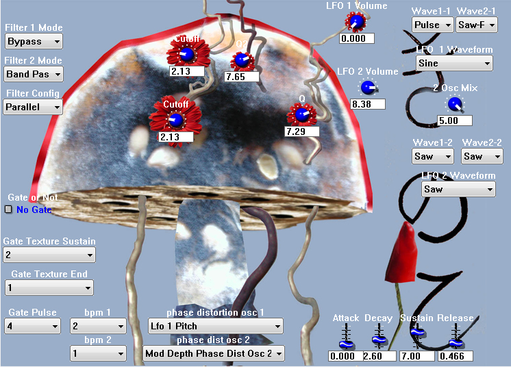 Mushroom BPM