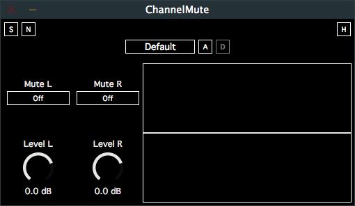 Channel Mute