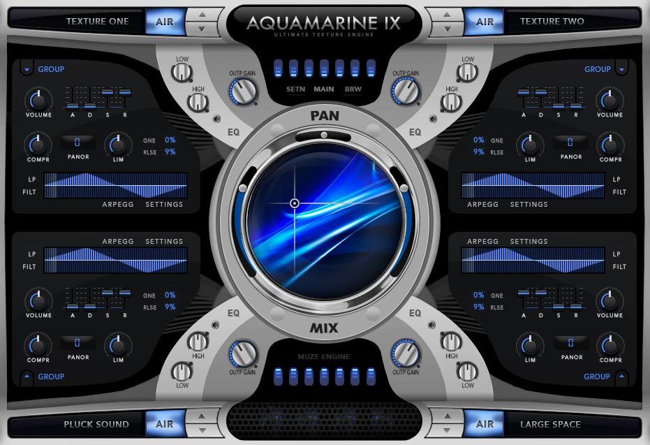 Aquamarine Free