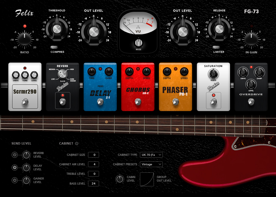 Bass Guitar Free