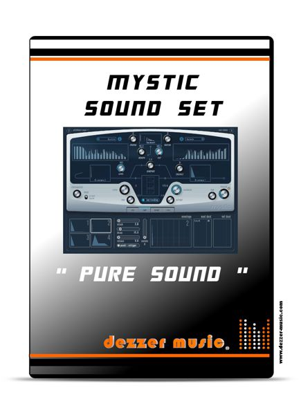 Pure Sound - Sound Set for Steinberg Mystic