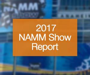 KVR Audio 2017 NAMM Show Report