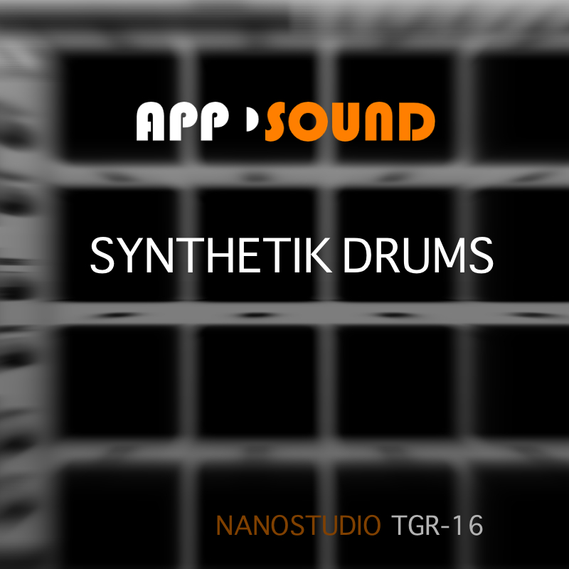 Synthetik Drums for NanoStudio