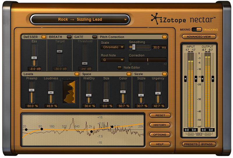 KVR: iZotope announces Nectar: Complete Vocal Suite