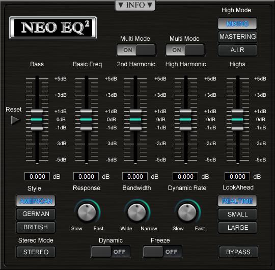 Neo EQ