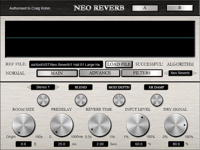 Neo Reverb
