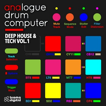 Deep House and Tech Vol.1