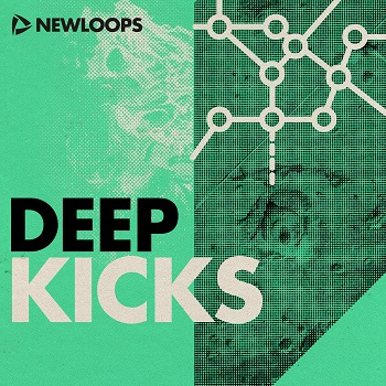 Deep Kicks Sound Pack - Kontakt, Live, Reason and Wav