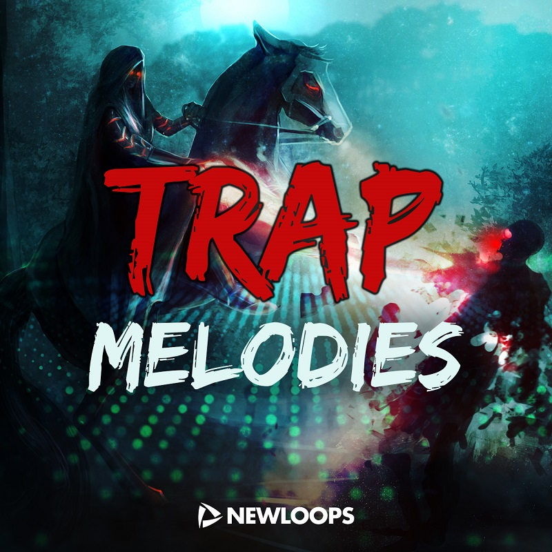 Trap Melodies (loops, sounds, midi)