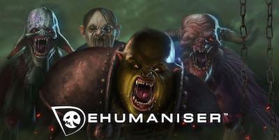 Dehumaniser iOS App