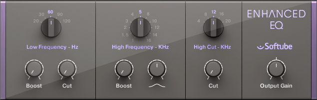 Enhanced EQ (Premium Tube Series)
