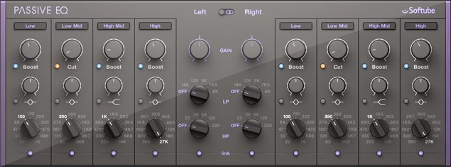 Passive EQ (Premium Tube Series)
