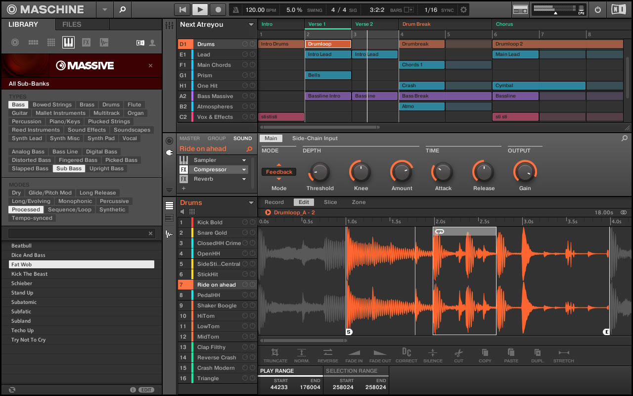 native instruments how to clean registry