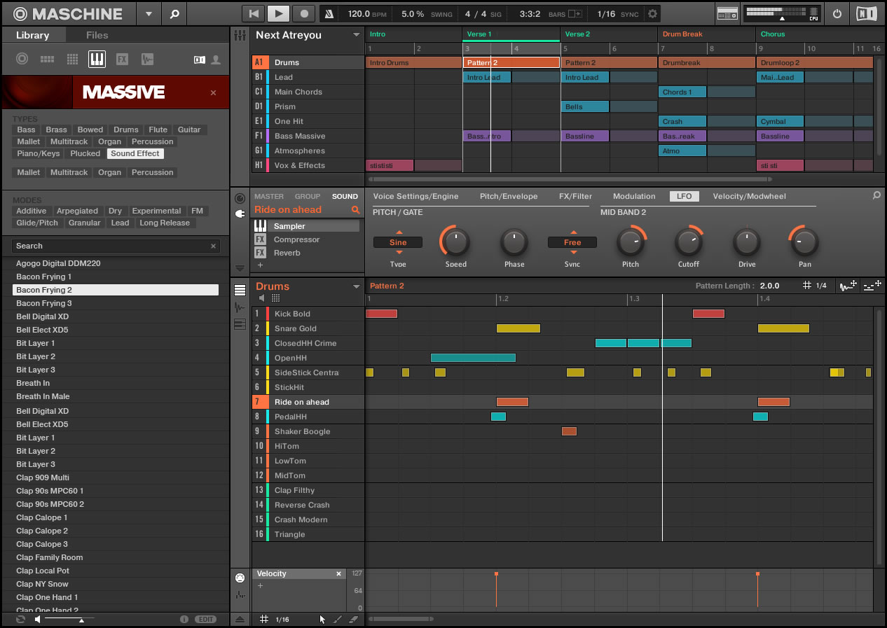 Kvr Native Instruments Announces Maschine Studio And