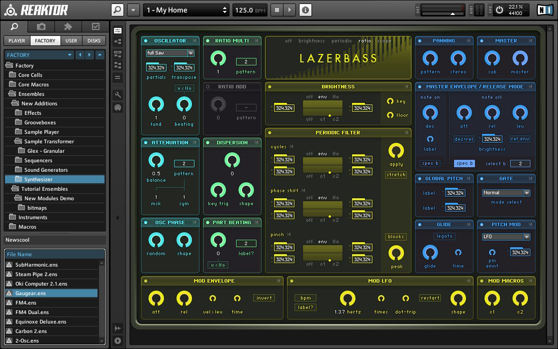 eq effects download