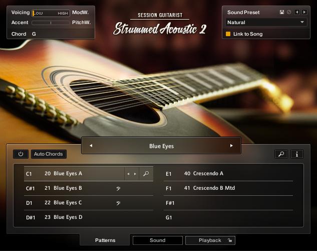 kvr native instruments releases session guitarist strummed acoustic 2 adds two vintage. Black Bedroom Furniture Sets. Home Design Ideas