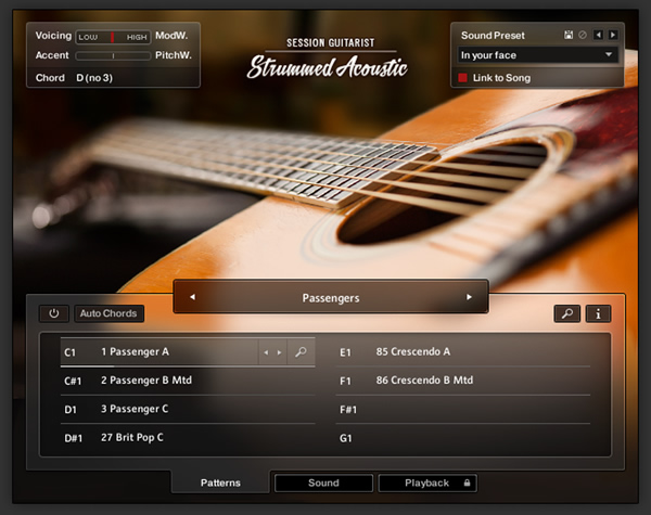 how to play multiple instruments in kontakt