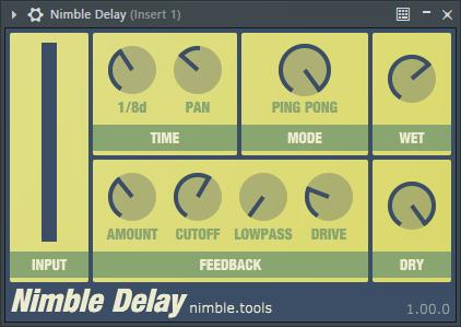 Nimble Delay