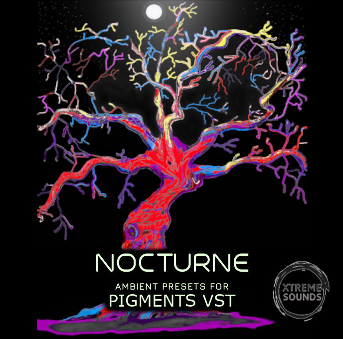 KVR: Nocturne (presets for Pigments) by Xtreme Sounds - Presets for