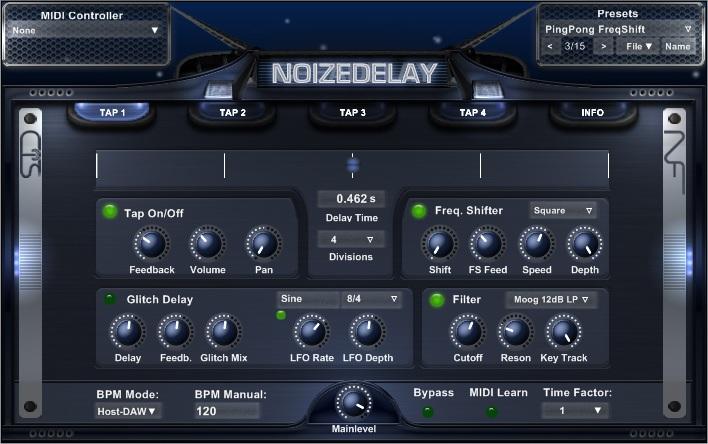 NoizeDelay