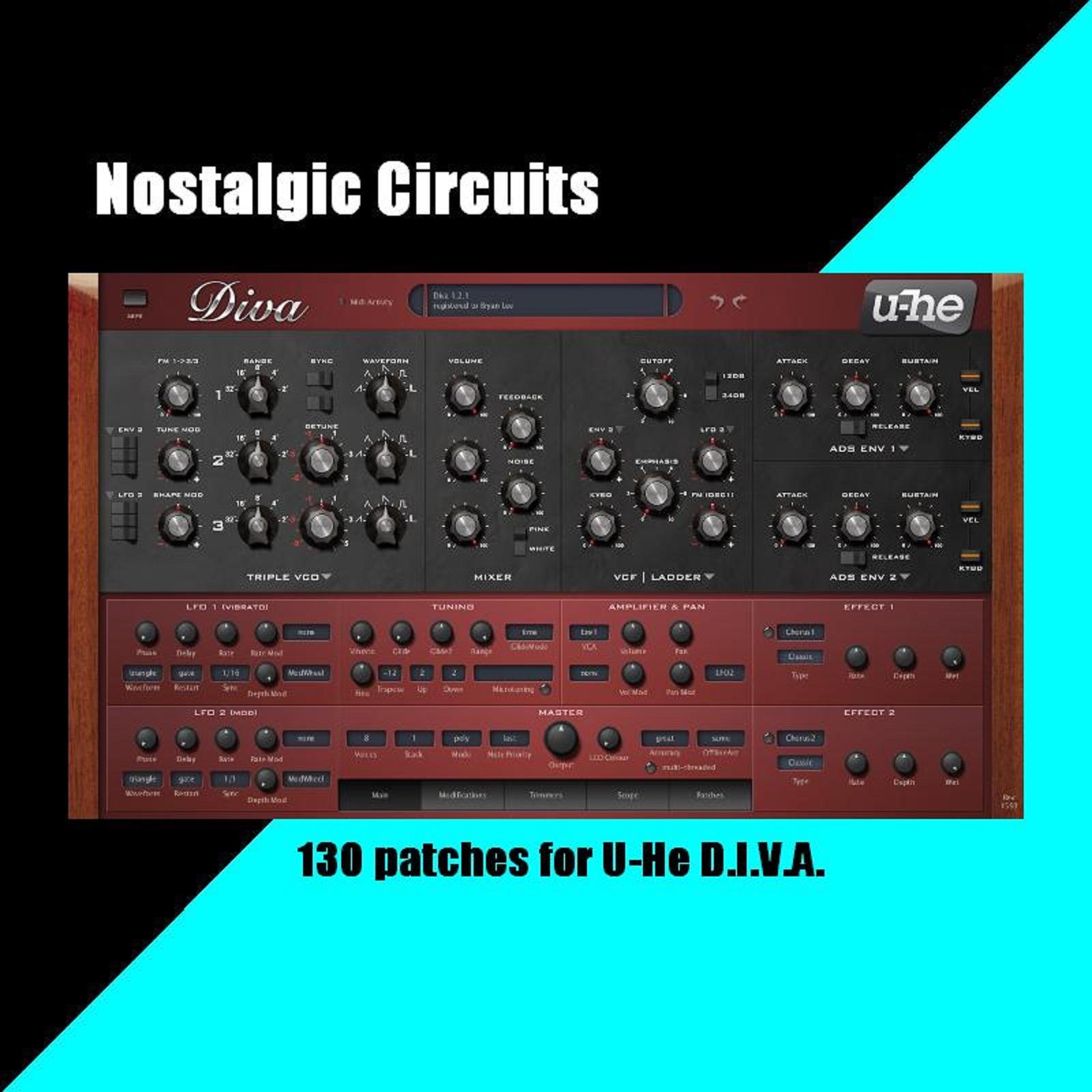 'Nostalgic Circuits' for D.I.V.A.
