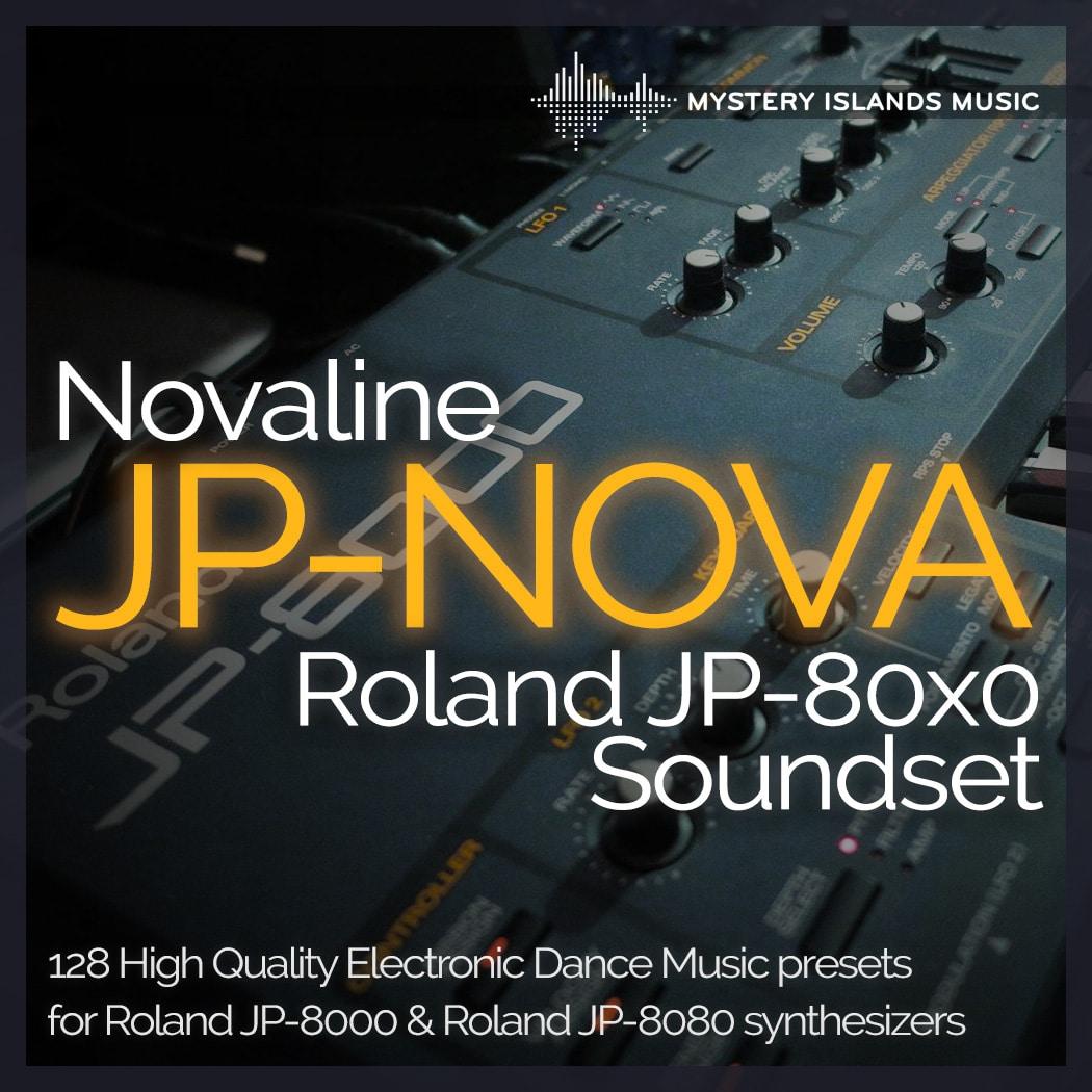 Roland JP-80x0 JP-NOVA Soundset